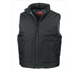 R0440306 - Result•FLEECE LINED BODYWARMER